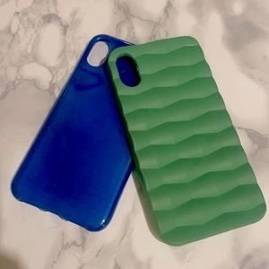 iPhone X Soft Cases